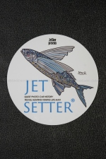 [JetSetter×Nami]  Tobiuo Circle Sticker