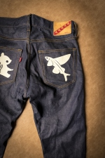 ロクデナシデニム19 Tulala JetSetter RAW DENIM