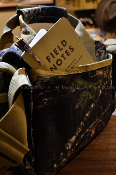FIELD NOTES 3-PACK (フィールドノート 3冊セット)