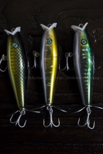 DECONTO RBPT Robalo Bait Popper Turbo ボンバダカラー