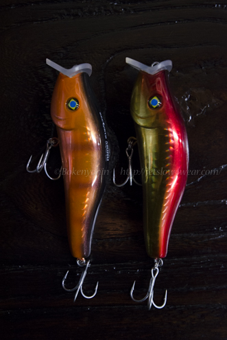 DECONTO SBP Super Bait Popper  ボンバダカラー